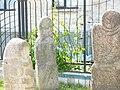 Kurgan stelae (Kirovohrad, Ukraine).JPG