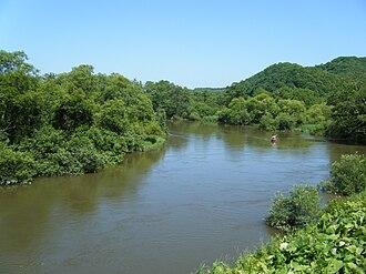 Kushiro River - Kushiro River