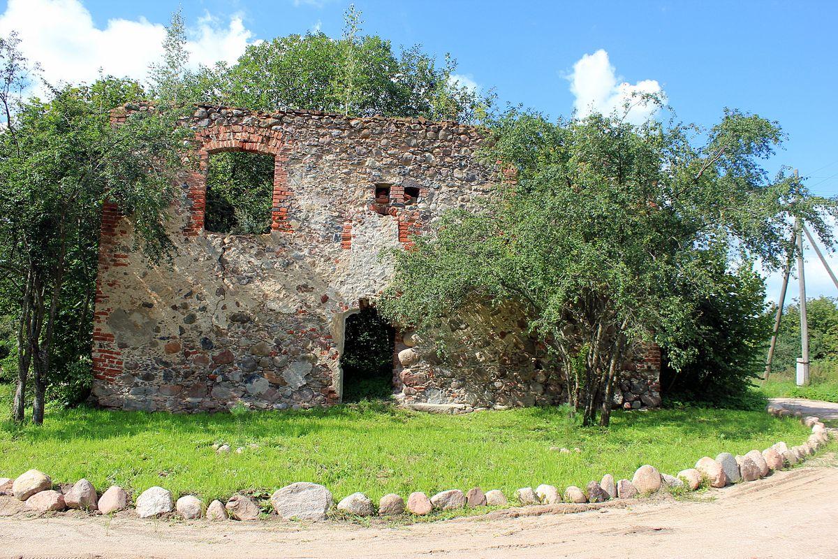 Foto Op Kussen : Dorfkirche kussen u wikipedia