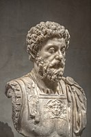 Picture of an author: Marcus Aurelius