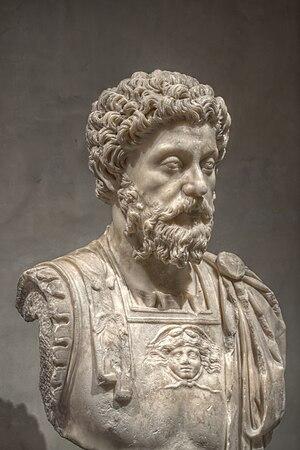 Marco Aurelio, Emperador de Roma