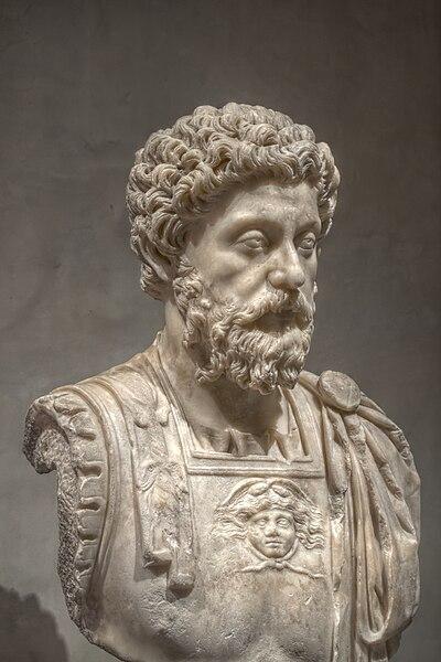 Marcus Aurelius, Roman Emperor and philosopher