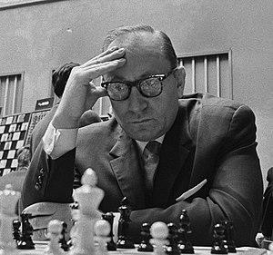 László Szabó (chess player) - Szabo in 1966