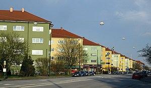 Lönngården - Image: Lönngården, Malmö