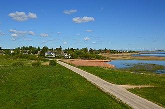 Lüübnitsa - Image: Lüübnitsa küla
