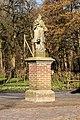 Lüdinghausen, Burg Vischering, Nepomuk-Statue -- 2021 -- 5268.jpg