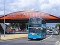 LJ51 DFO, 4017 ex- VLW9, Volvo B7TL - Wrights, Arriva North London. Olympic Games Vehicle (7713447000).jpg
