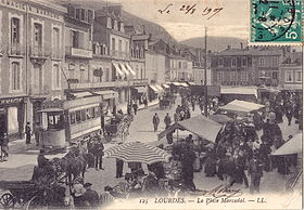 image illustrative de l'article Tramway de Lourdes
