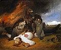 La Pologne vaincue d'Horace Vernet (Petit Palais, Paris) (48649463488).jpg