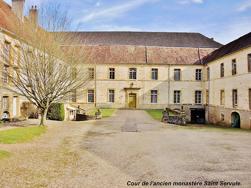 Prieuré de La Roche-Morey