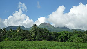 Basse-Terre - The Soufrière volcano