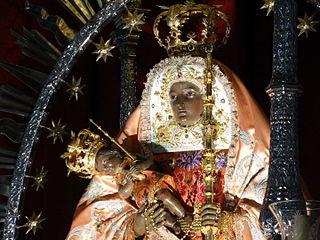 Virgin of Candelaria Marian apparition