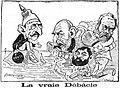La Vraie débâcle, par Chanteclair (Libre Parole, 1898-01-12).jpg