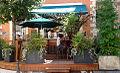 La belle et nouvelle terrasse pour déguster du vin à Apt en Vaucluse !.jpg