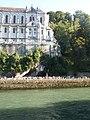 La grotta della Madonna di Lourdes - panoramio.jpg