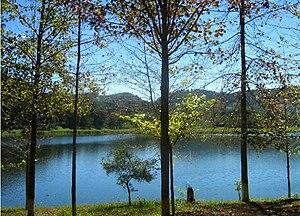 San Cristóbal Verapaz - Chicoj Lake in San Cristóbal Verapaz