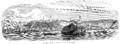 La ville de Belgrade en Servie 1848.png