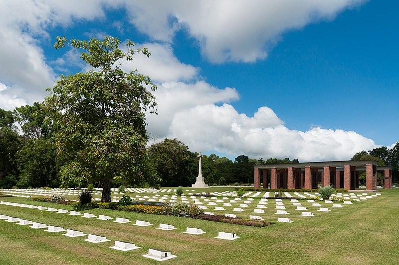 Labuan War Cemetery & The Labuan Memorial