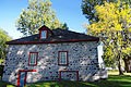 Lachine Historic Site The Fur Trade House Back View.jpg