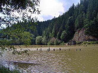 Harghita County - Lacul Roșu