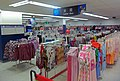 Ladies' apparel section at Wal-Mart, Shenzhen, China.jpg