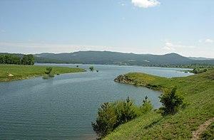 Cecita Lake - Image: Lago Cecita