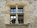 Lalinde maison médiévale fenêtre.JPG