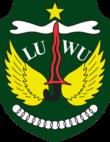 lambang pemerintahan kabupaten luwu