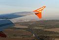 Landing at Edinburgh Airport 1 (7021826685).jpg