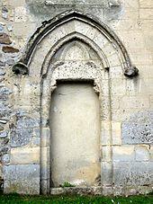 Glise sainte marie madeleine du bellay en vexin wikip dia - La grange a dime montreuil bellay ...