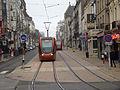 Le Mans tram avenue du Genéral Leclerc.jpg