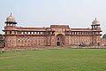 Le Palais de Jahangir (Fort Rouge, Agra) (8514217258).jpg
