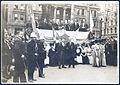 Le défilé de la Saint-Jean avec l'équipe de Lagacé, entre 1925 et 1934.jpg