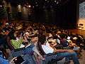 Lectures and talks - Wikimania 2011 P1040232.JPG