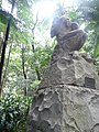 "Left side of the monument ""Faun"".jpg"