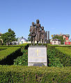 Legacy Garden of Appreciation (Statue of Widow & Children).jpg