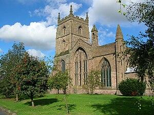 Priory Church, Leominster - Leominster Priory