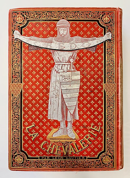 レオン・ゴーティエ『騎士道』(1884)