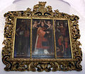 Leonardo da pistoia, san lorenzo tra i santi benedetto e michele, metà del XVI sec.JPG