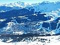 Les 3 Vallées, View to Meribel - panoramio (4).jpg