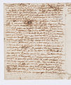 Lettre de Marie-Antoinette à Madame Élisabeth. Page 2 - Archives Nationales - AE-I-7-8 n°3.jpg