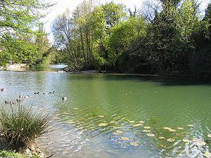 Lez (river) - Image: Lez