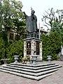 Licheń - pomnik Jana Pawła II.JPG