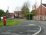 Lidget Park Road at Talbot Road, Leeds (geograph 5600365).jpg