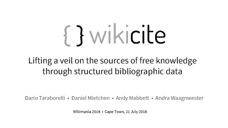 File:Lifting a veil on the sources of free knowledge a WikiCite workshop.pdf