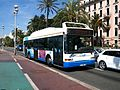 Lignes d'Azur Nice - Heuliez GX 217 ligne 8.JPG