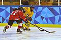 Lillehammer 2016 - Women hockey - Sweden vs Switzerland 10.jpg