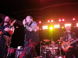 Lillian Axe band