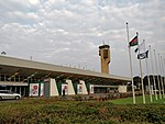 Lilongwe airport, Malawi (3).jpg