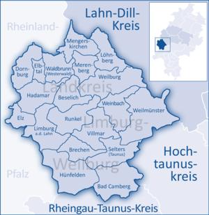 Limburg-Weilburg - Image: Limburg Weilburg